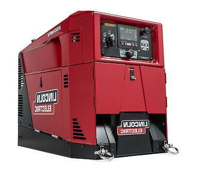 lincoln ranger 260mpx engine welder generator k3458