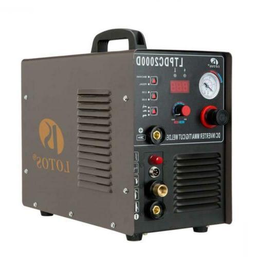 ltpdc2000d plasma cutter tig welder