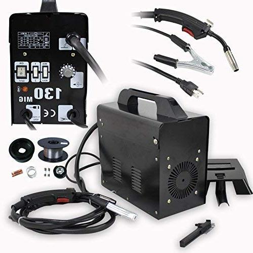 ZENY Welding Machine and w/Handle Set