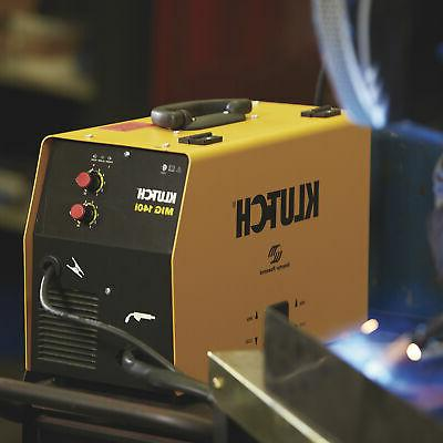 Klutch MIG 140i Flux-Core/MIG 30-140 Amp