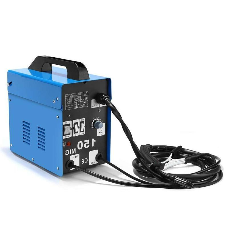 MIG Flux Wire Automatic AC Gasless Machine 60HZ