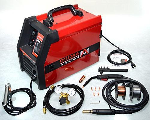 mig flux core wire welding