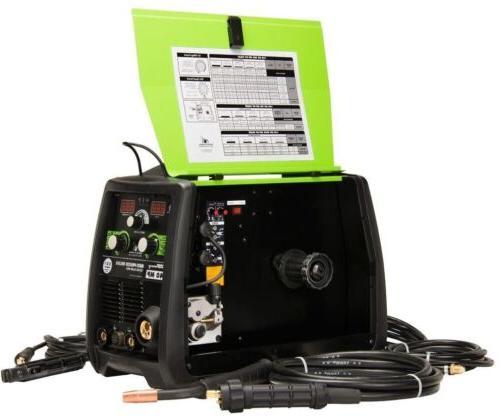 MIG Stick Multi-Process 140-Amp Forney