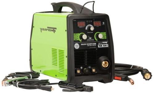MIG TIG Multi-Process Welder Inverter 140-Amp