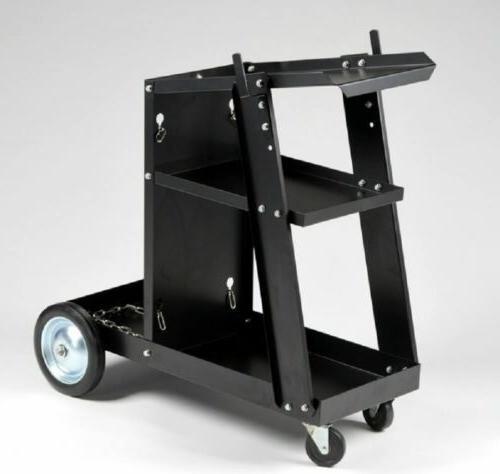 mig tig arc welder welding cart universal