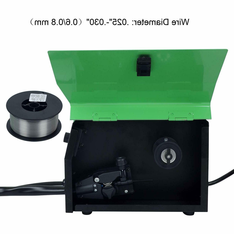 MIG AC 120V Flux Wire Welding Machine
