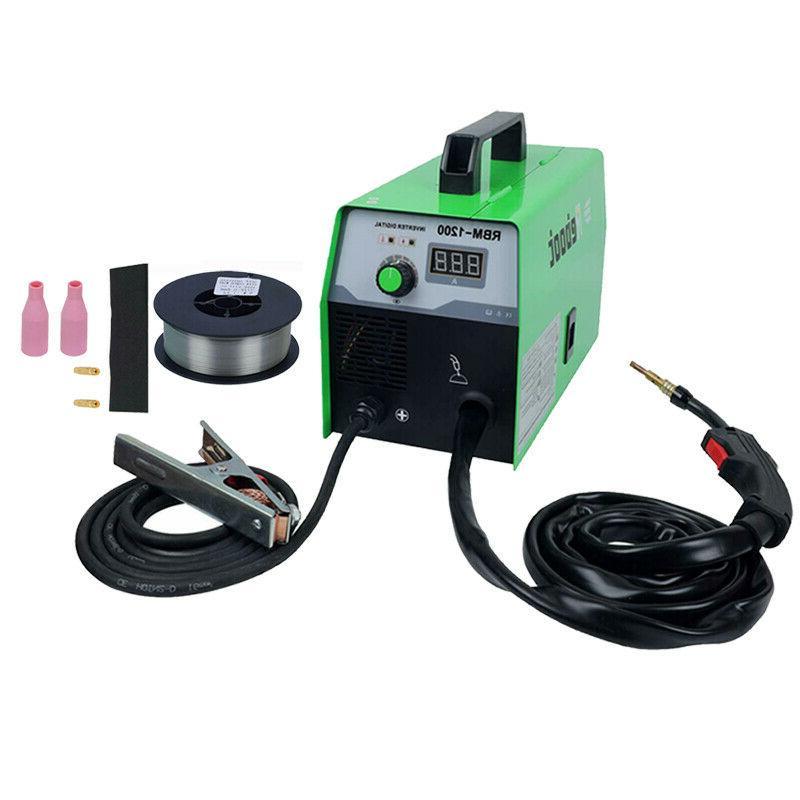 MIG Gasless AC 120V Flux Wire ARC Welding Machine
