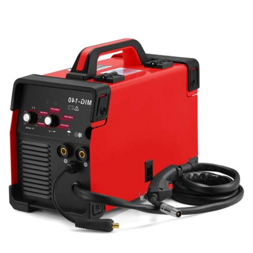 SUNGOLDPOWER MIG Welder Gas Gasless Welding 110/220V Voltage IGBT