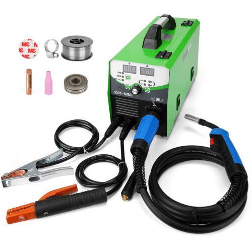 MIG Inverter Flux Gasless/Gas Welding
