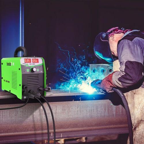 MIG Welder 220V 130A Gas/Gasless MIG/Stick/Lift