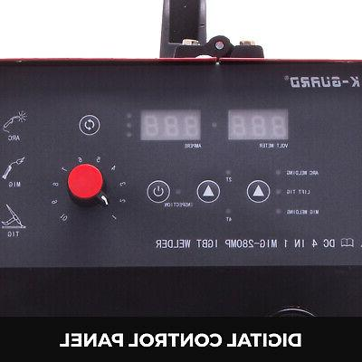 MIG Welder MMA 280A 220V