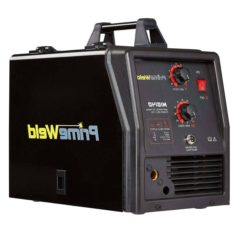 mig140 140 amp mig wire welder flux