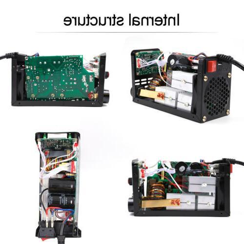 HITBOX Mini Arc Welder MMA STICK AC Inverter Machine IGBT