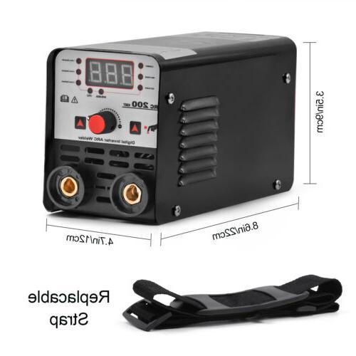 HZXVOGEN Mini MMA Arc Stick Digital Welding Machine