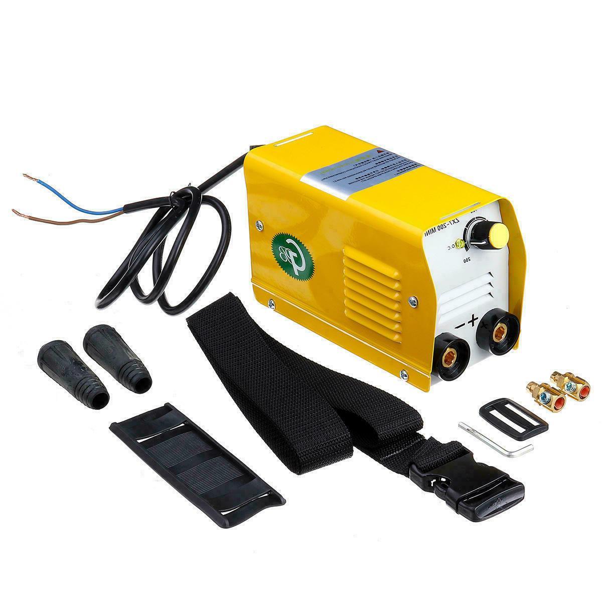 Mini Electric Welding 200A