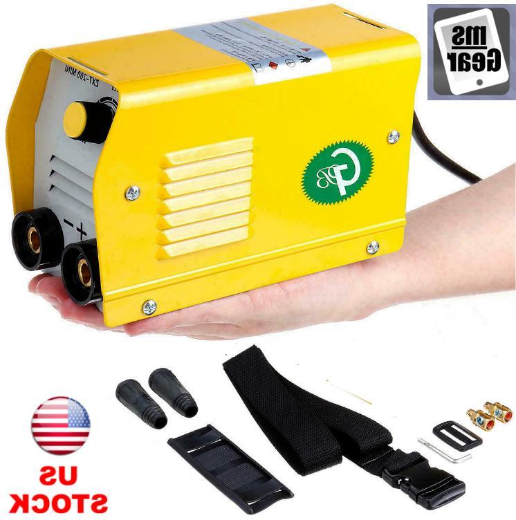 mini electric welding machine igbt dc inverter