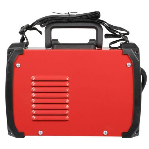 110V 220V DC Inverter Welder Mini Handheld Arc Welding MMA IGBT
