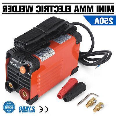 Accessories MINI MMA-250 250A Stick ARC Inverter Welder 220V Welding Machine