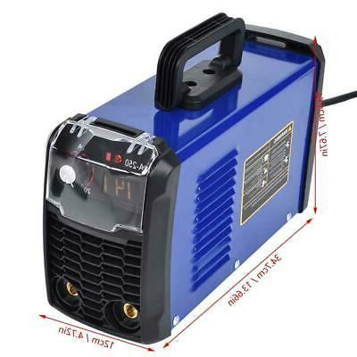 MMA-250 Digital Welder Machine 140A