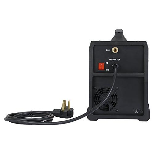 MTS-205, MIG Wire Arc Welder, Weld Aluminum with 2T/4T