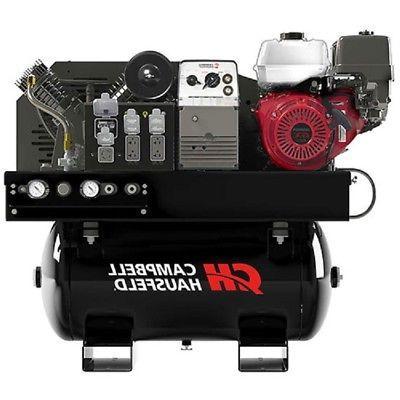 new combination unit 30 gallon compressor 5000