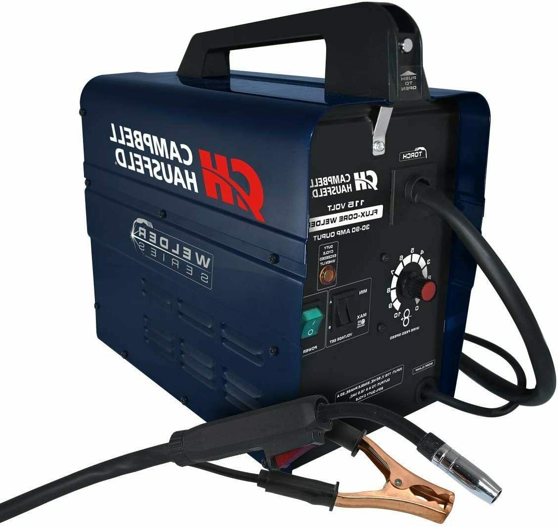 new in box flux core welder dw213000