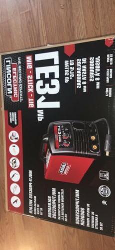 NEW!! Lincoln LE31MP Multi-Process Electric Stick/MIG/TIG We