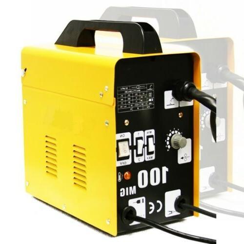 NEW MIG 110V 120V Core No Welding Machine SHIP