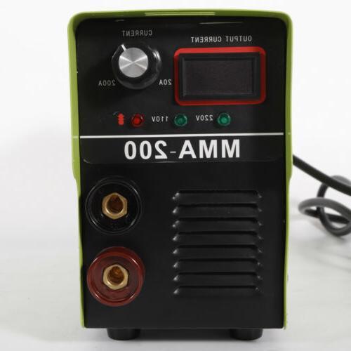 110V DC Mini Handheld Arc Machine