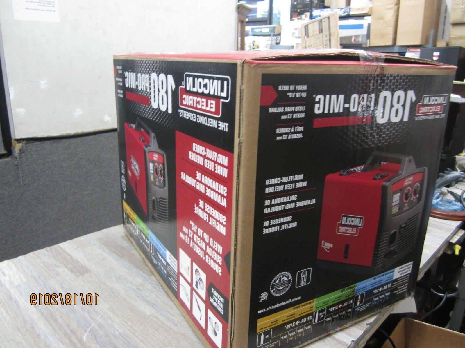 NEW 180 Welder 230-Volt Wire Feed -
