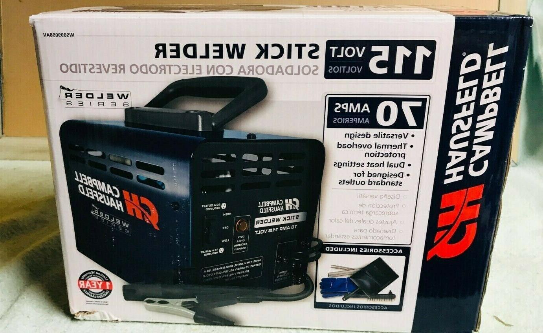 NEW WS09908AV 115V 70-Amp Welder