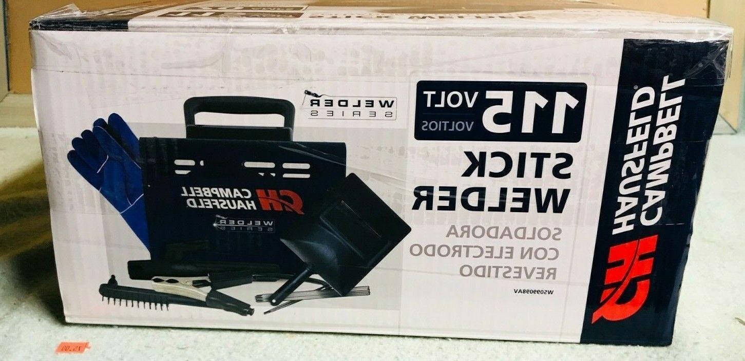 NEW Campbell WS09908AV Stick Welder