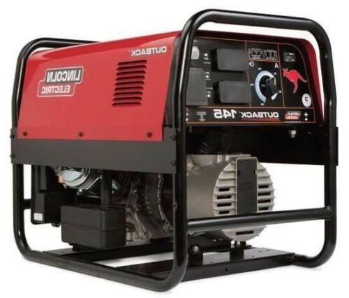 outback 145 engine driven welder