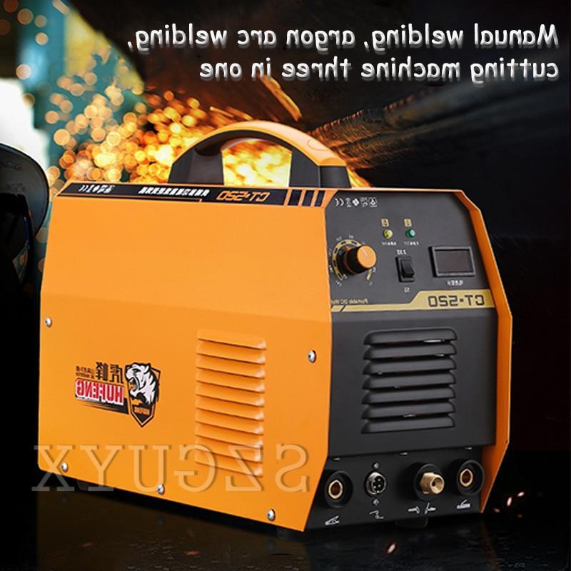 CT-418 <font><b>arc</b></font> inverter plasma cutting machine three-purpose electric argon