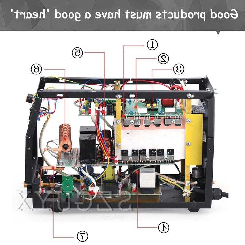 CT-418 <font><b>arc</b></font> inverter plasma cutting machine electric argon <font><b>equipment</b></font>