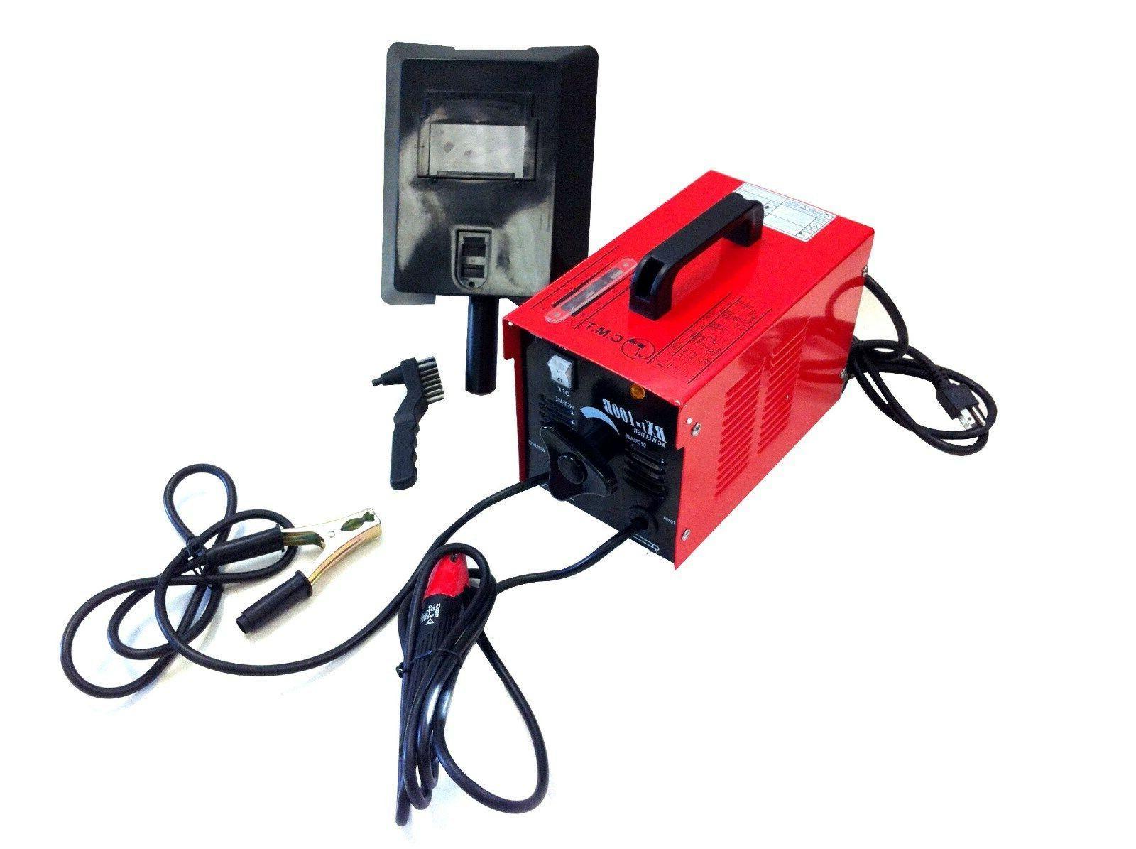 C.M.T Pitbull Ultra-Portable 100-Amp Electric 110V