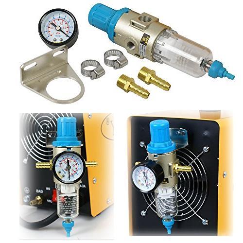 SUPER DEAL DC Inverter Plasma Cutter With Voltage 110/220V AC Clean