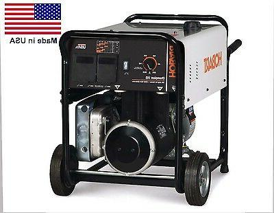 portable generator and welder 4500 watts 145