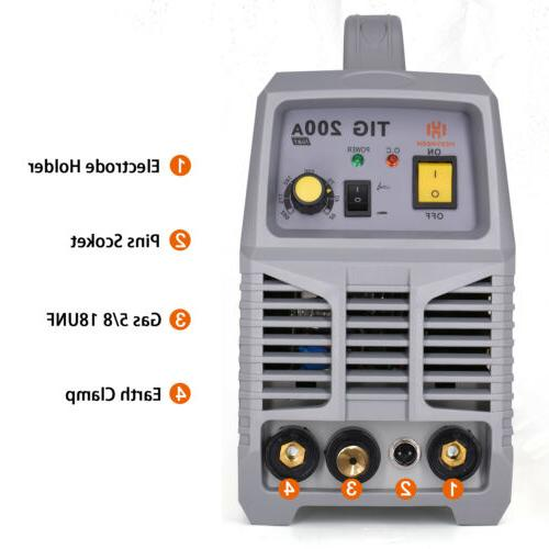 Portable Welder 200Amp Inverter