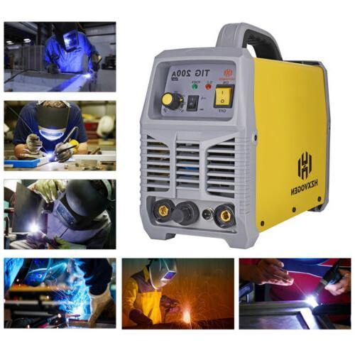 Portable 200Amp Inverter TIG Welding