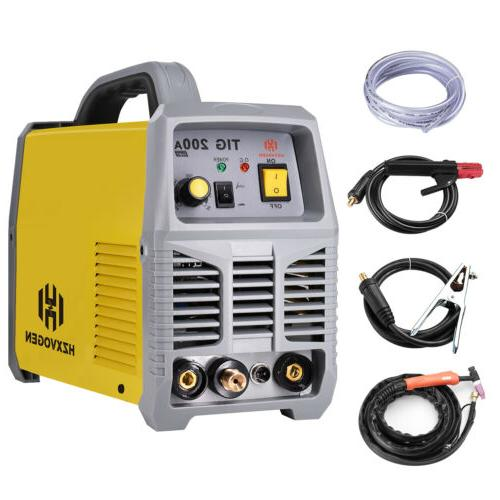 Portable TIG Welder 220V 200Amp Stick MMA Welder Inverter TI
