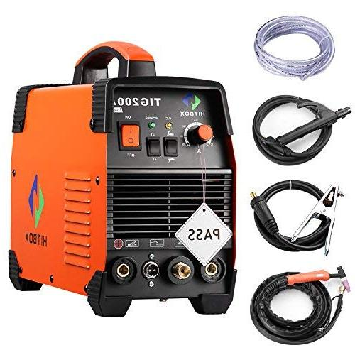 portable tig welding machine frequency