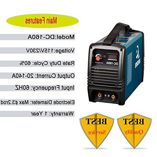 ANSEN Power 160 Dual Voltage IGBT DC AAA