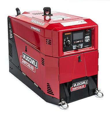 Lincoln Ranger 330MPX Welder Generator w/ Cable Rebate