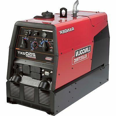 ranger gxt 250 amp generator welder 125v