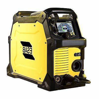 ESAB Rebel EMP 215ic MIG/Stick/Tig Welding Machine w/