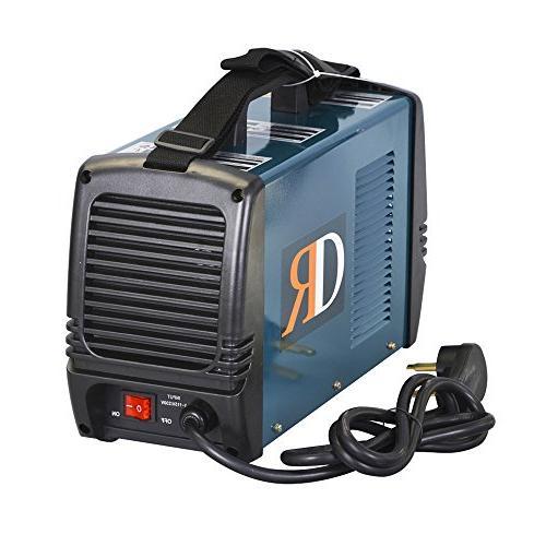 S160-DR, 160 ARC DC Inverter Welder, 115/230V Dual Machine