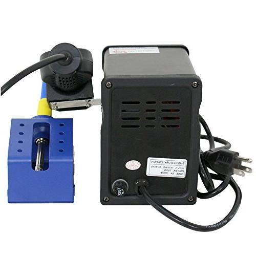 ZENY 2in1 Soldering Station Air Tips BGA Nozzles
