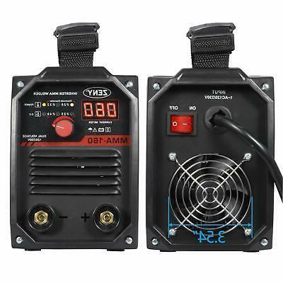 Soldadora inversor 160 Electrica 110V Welding