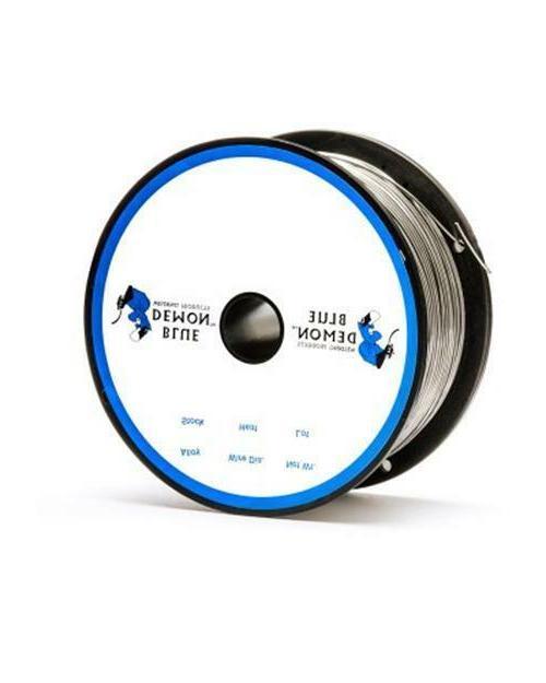 Blue Demon Spool Gasless Flux Core Welding Wire  Assorted St